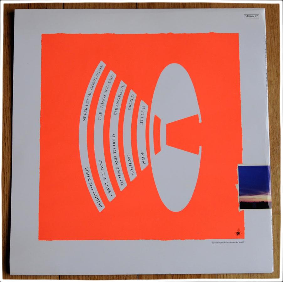 Αποτέλεσμα εικόνας για MUSIC FOR THE MASSES - Depeche Mode vinyl cover