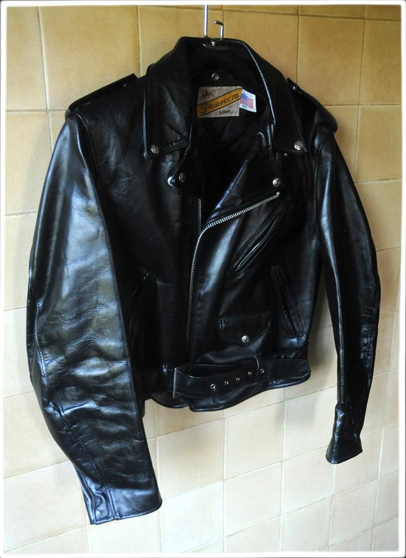 Schott Perfecto Classic Leather Biker S Jacket 187 The